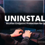 how to uninstall mcafee endpoint protection for mac